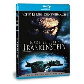 Mary Shelley: Frankenstein (Blu-ray)