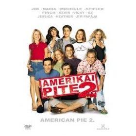 Amerikai pite 2. (DVD)