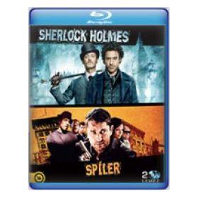 Spíler / Sherlock Holmes (2 Blu-ray) (Twinpack)