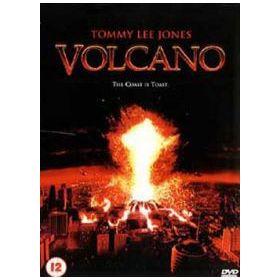 Tűzhányó (DVD)