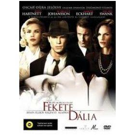 Fekete Dália (DVD)