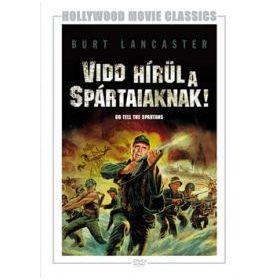 Vidd hírül a spártaiaknak! (DVD)