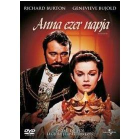 Anna ezer napja (DVD)