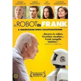 A robot és Frank (DVD)