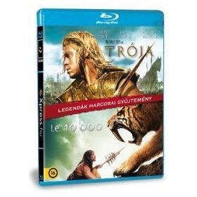 Trója / I.e. 10 000 (2 Blu-ray) (Twinpack)