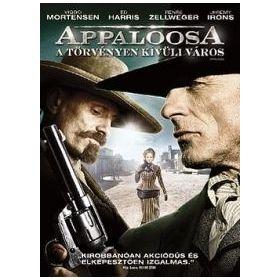 Appaloosa - A törvényen kívüli város (DVD)