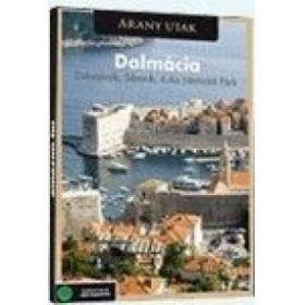 Arany utak:Dalmát körút: Dubrovnik, Sibenik, Krka (DVD)