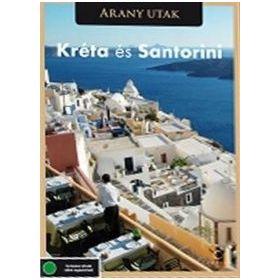 Arany utak: Kréta és Santorini (DVD)