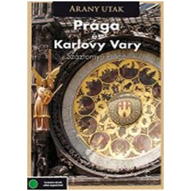 Arany utak: Prága és Karlovy Vary (Száztornyú Prága) (DVD)