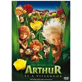 Arthur és a Villangók (DVD)