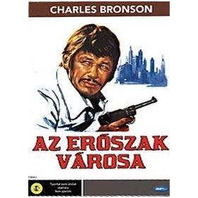 Az erőszak városa (DVD)