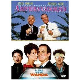 A Riviéra vadorzói / A hal neve: Wanda (Twinpack) (2 DVD)