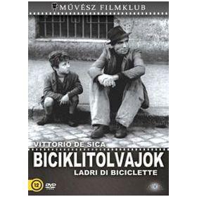Biciklitolvajok (DVD)