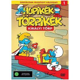 Hupikék törpikék 1. - Királyi törp (DVD)