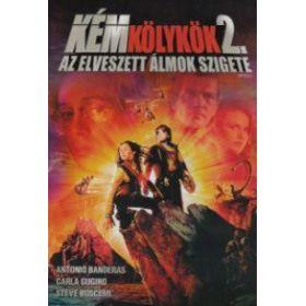Kémkölykök 2. - Az elveszett álmok szigete (DVD)