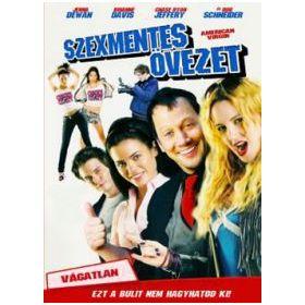 Szexmentes övezet (DVD)