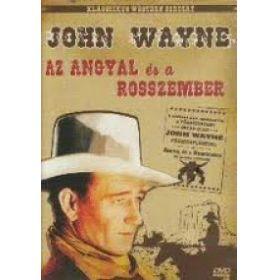 Az angyal és a rosszember (DVD) (John Wayne)