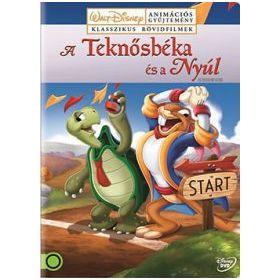 A teknősbéka és a nyúl (Disney animációs rövidfilmek) (DVD)