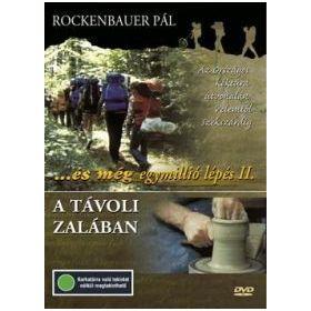 És még egymillió lépés II.  - Végig a dél-dunántúli kéktúra útvonalán(DVD)