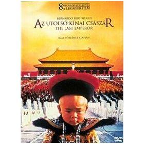 Az utolsó császár (DVD) *Az utolsó kínai császár*