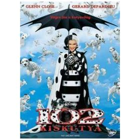 102 kiskutya *film* (DVD)