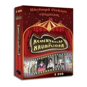 Keménykalap és krumpliorr 1-2. (2 DVD)