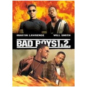 Bad Boys 1-2. (2 DVD)