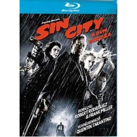 Sin City: A bűn városa (Blu-ray)
