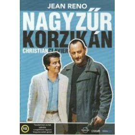 Nagy zűr Korzikán (DVD)