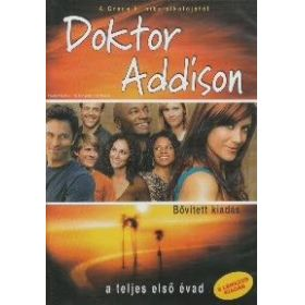 Doktor Addison - 1. évad (3 DVD)