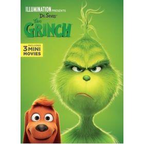 A Grincs (2018) (DVD)