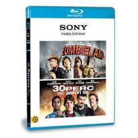 Zombieland / 30 perc, vagy annyi se (2 Blu-ray)