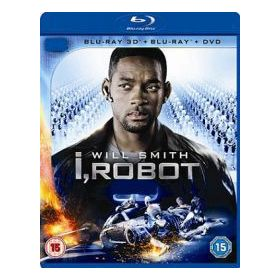 Én, a robot (Blu-Ray)
