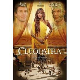 Kleopátra - A Nílus királynője és a Római farkasok (DVD)