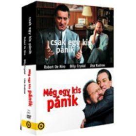 Csak egy kis pánik / Még egy kis pánik (2 DVD)