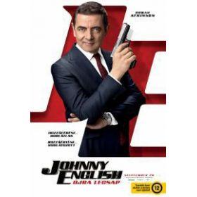 Johnny English újra lecsap (DVD)