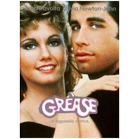 Grease (DVD) *Pomádé*