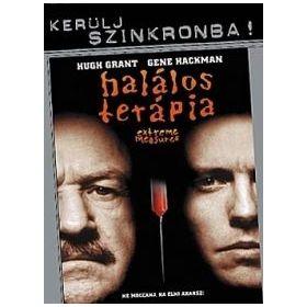 Halálos terápia (DVD)
