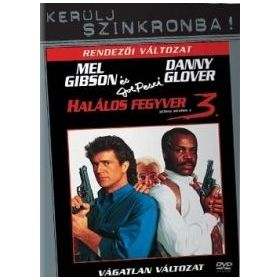 Halálos fegyver 3. (DVD)