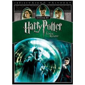 Harry Potter - 5. Főnix Rendje (DVD)