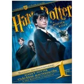 Harry Potter és a Bölcsek Köve - gyűjtői kiadás (3DVD)