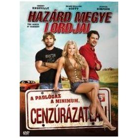 Hazárd megye lordjai (DVD)