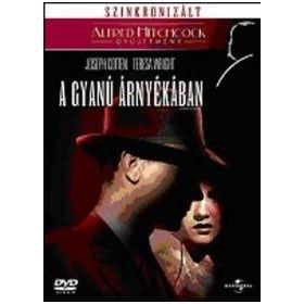 A gyanú árnyékában - Hitchcock (DVD)