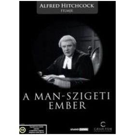 A Man-szigeti ember - Hitchcock (DVD)