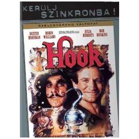 Hook - szinkronizált változat (DVD)