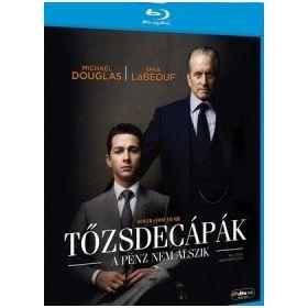 Tőzsdecápák 2. - A pénz nem alszik (Blu-ray)