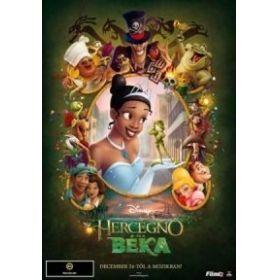 A hercegnő és a béka (DVD)