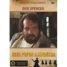 Bud Spencer - Ezer pofon ajándékba (DVD)