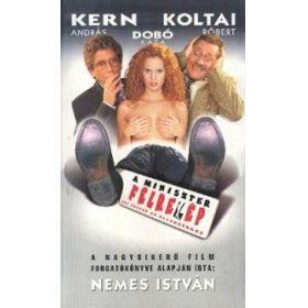 A miniszter félrelép (DVD)