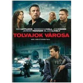 Tolvajok városa (DVD)